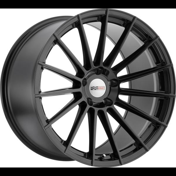 Cray Wheels MAKO Gloss Black - PartsEngine Canada
