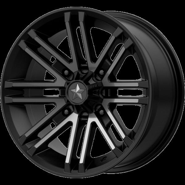 MSA Wheels M40 ROGUE Satin Black Titanium Tint - PartsEngine Canada